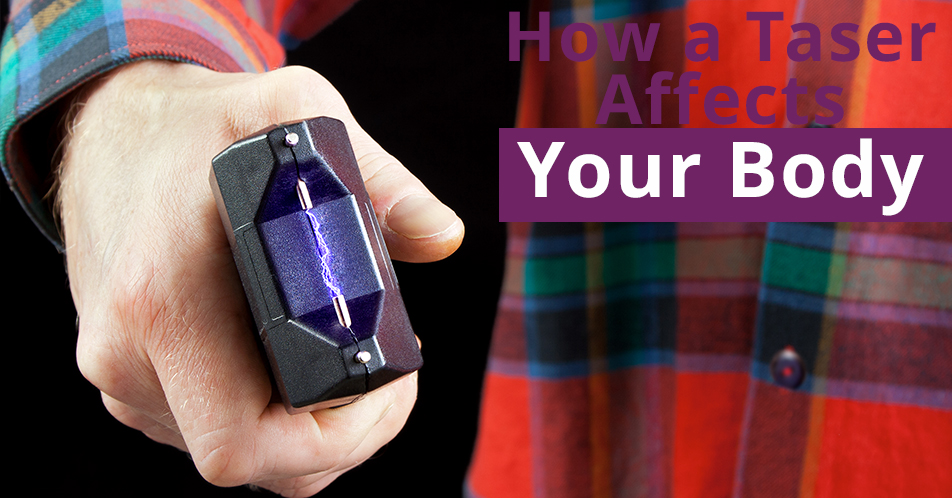 How a Taser Affects Your Body