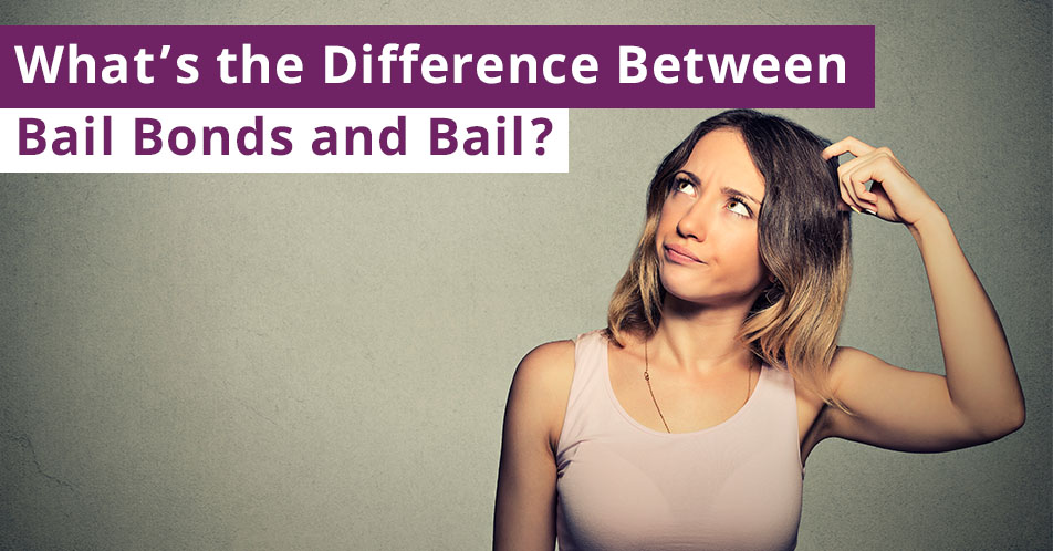 What's the Difference Between Bail Bonds and Bail?