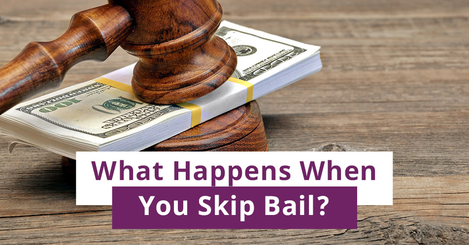 What Happens When You Skip Bail?